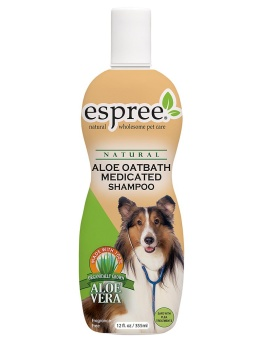 Espree Aloe Oatbath Medicated Schampo