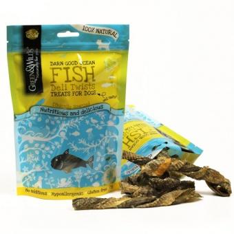 G&W Fish Deli Twists