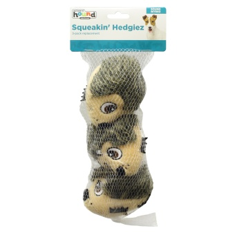 Outward Squeakin Hedgiez 3-p
