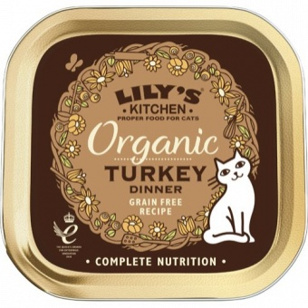 Lily´s Kitchen Organic Turkey Dinner
