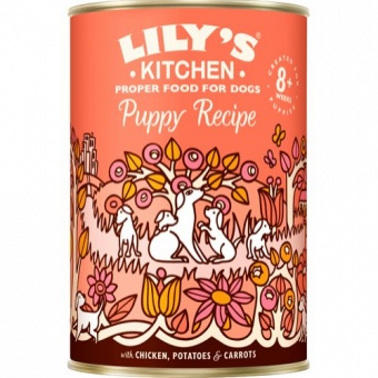 Lily´s Kitchen Puppy Recipe Chicken