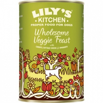 Lily´s Kitchen Wholesome Veggie Feast