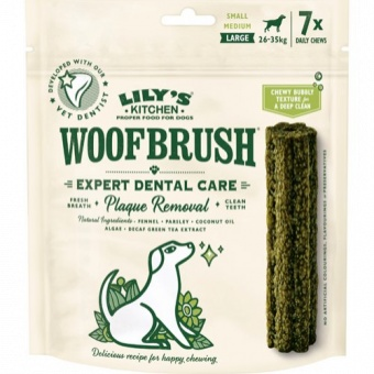 Lily´s Kitchen Woofbrush Dental Care