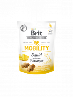 Brit Functional Snack Mobility Squid