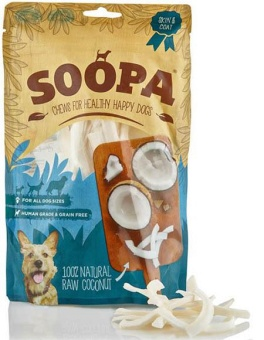 Soopa Coconut treats