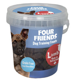 FourFriends Naturgodis FFD Training Treats Lamb