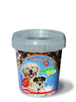 Star Snack Trainingbones burk