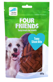 FourFriends Godis FFD Tuna Stick Bite