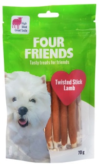 FourFriends Tugg FFD Twisted Stick Lamb 40st