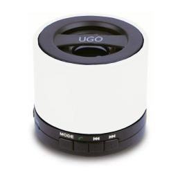UGO Bluetooth Mini Speaker Matt Vit