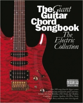 The Giant Guitar Chord Songbook
