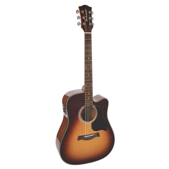 RIchwood D-40CE Sunburst
