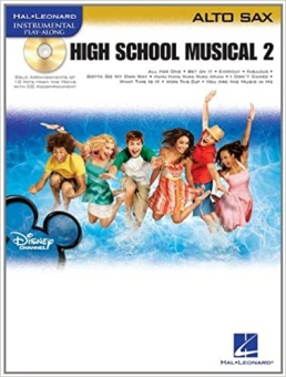 High School Musical 2 Altsaxofon