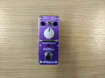 Effektpedal Tomline Engineering Manic