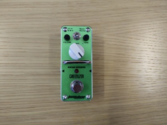 Effektpedal Tomline Engineering Greenizer