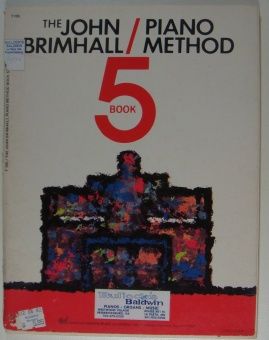 John Brimhall Piano Method 5