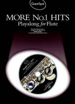 More No.1 Hits Playalong for Flute