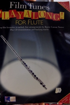 Film Tunes Playalong for Flute
