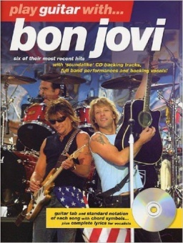 Play Guitar With Bon Jovi