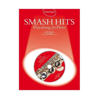 Smash Hits Playalong for Flute
