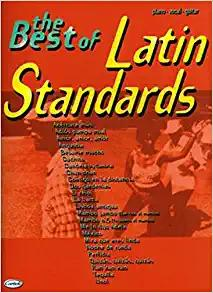 The best of latin standards