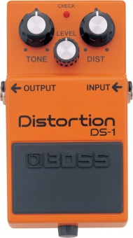 Effektpedal BOSS Distortion DS-1
