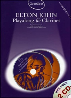 Elton John Playalong for Clarinet