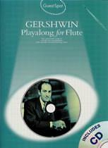 Gershwin Playalong for Flute