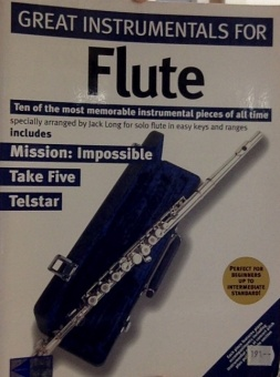 Great Instrumentals for Flute