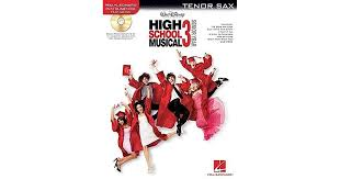 High School Musical 3 Tenorsaxofon