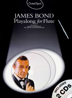 James Bond Playalong for Flute