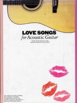 Love Songs for Acoustic Guitar