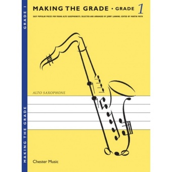 Making The Grade Altsaxofon