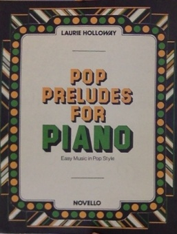 Pop Preludes For Piano