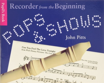Recorder from the Beginning Pops & Shows