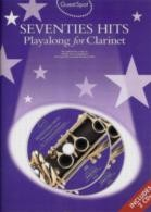 Seventies Hits Playalong for Clarinet