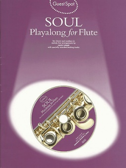 Soul Playalong for Flute