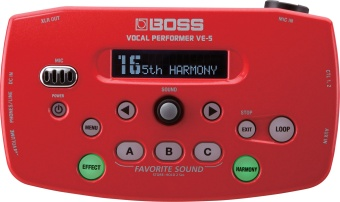 Roland Vocal Performer VE-5-RD