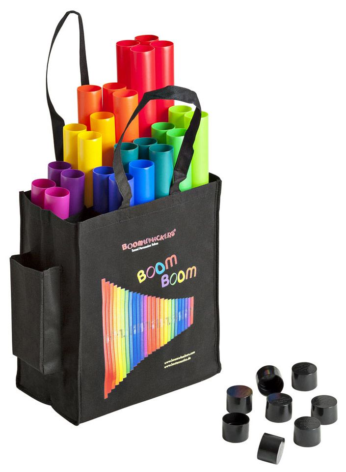 Boomwhackers BW-SET-01