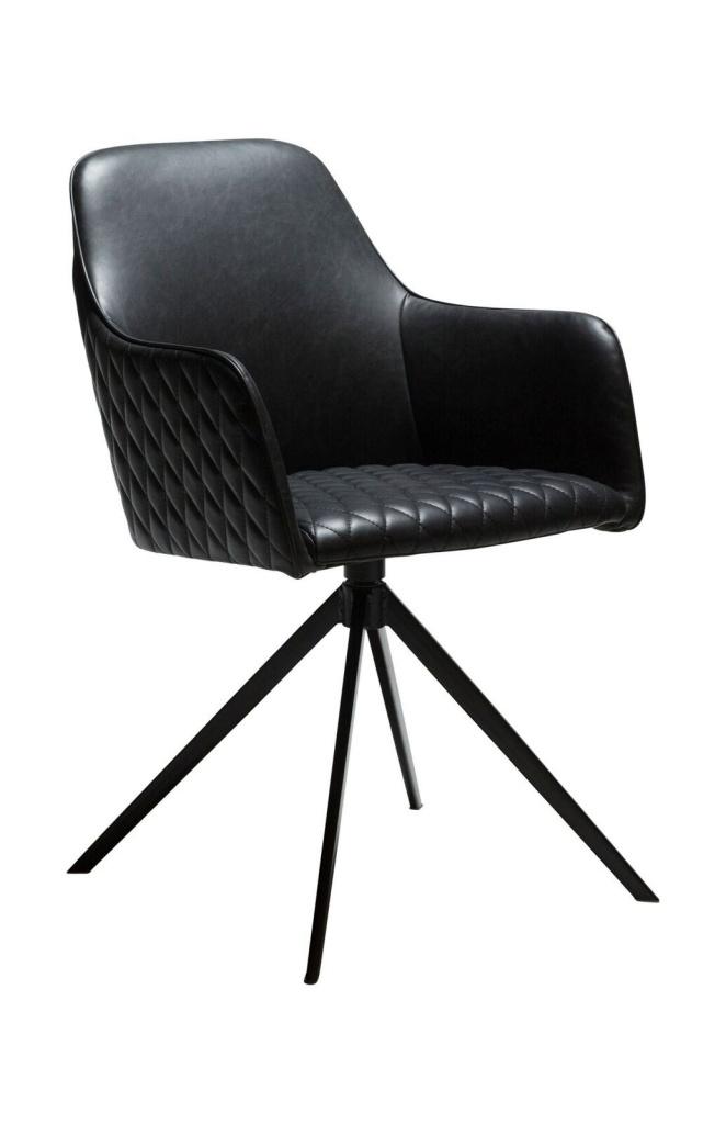 Twine stol med armstöd