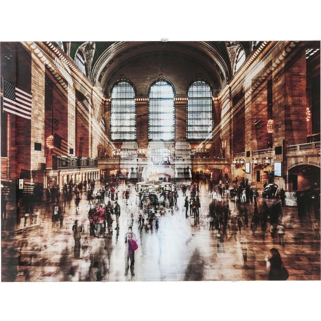 Grand Central Station 90x120cm