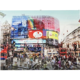 Piccadilly Circus 120x90cm