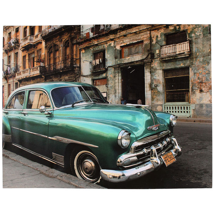 Cuba car 110x140 cm