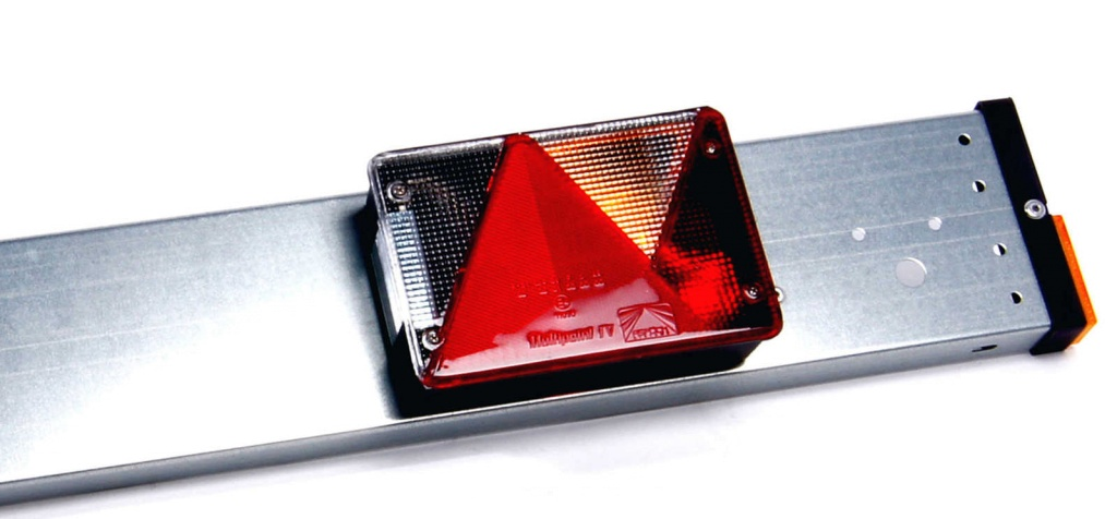 Begagnad belysningsramp 1470MM