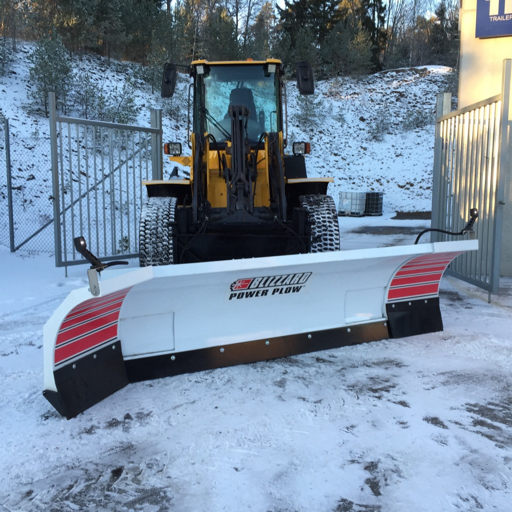 Bizzard Power Plow 3400