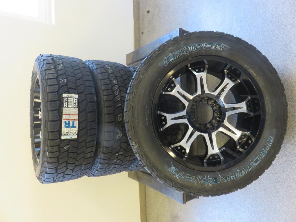 Vinterdäck till Dodge Ram 1500 2019