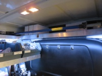 Serviceinredning Volkswagen T5-T6 3400mm hjulbas