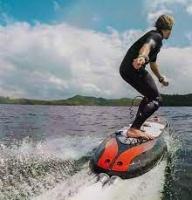 Begagnad elektrisk surfbräda Carver X