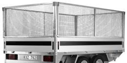 Nätgrindsats TT 3500B-Serie H 80cm