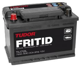 Batteri Tudor fritid 70AH